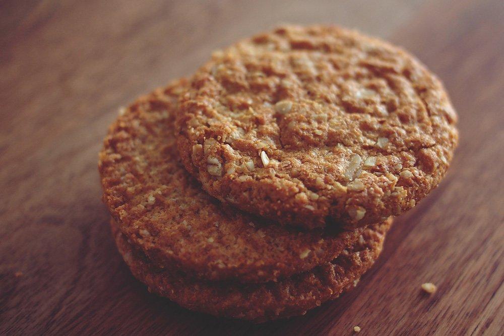 Breakfast Power Cookie. – Angela Warburton – Traditional ...